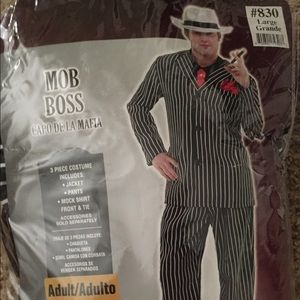 Other - Men's Mob Boss costume